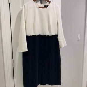 J. Crew Dresses - J Crew Combo Dress in size 14